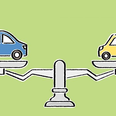 普通車より軽自動車を選ぶのはどんなとき?中古で購入するときの注意点サムネイル